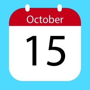 October 15